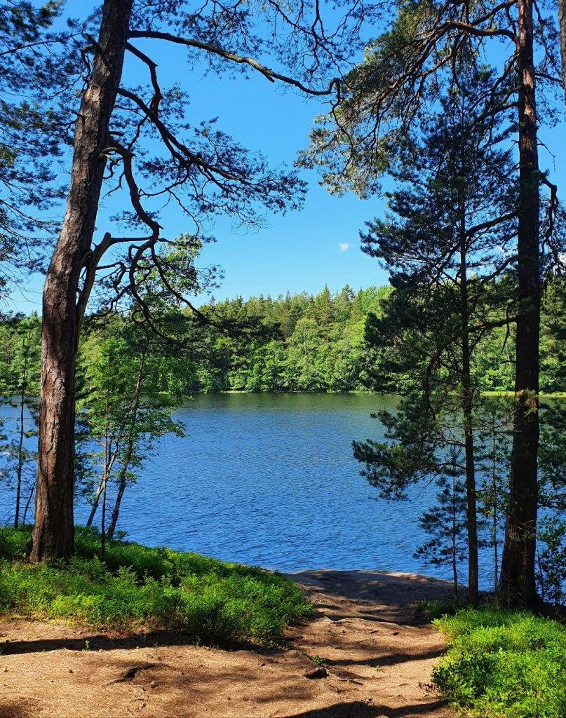 Pentalanjärvi, Espoon saaristo