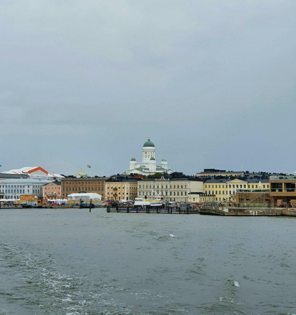 Suomenlinnan lautta, Helsinki
