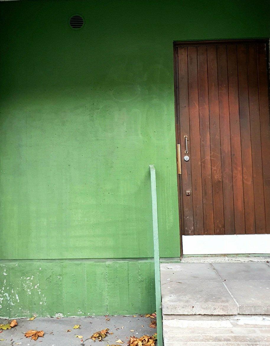 Pasilalainen seinä