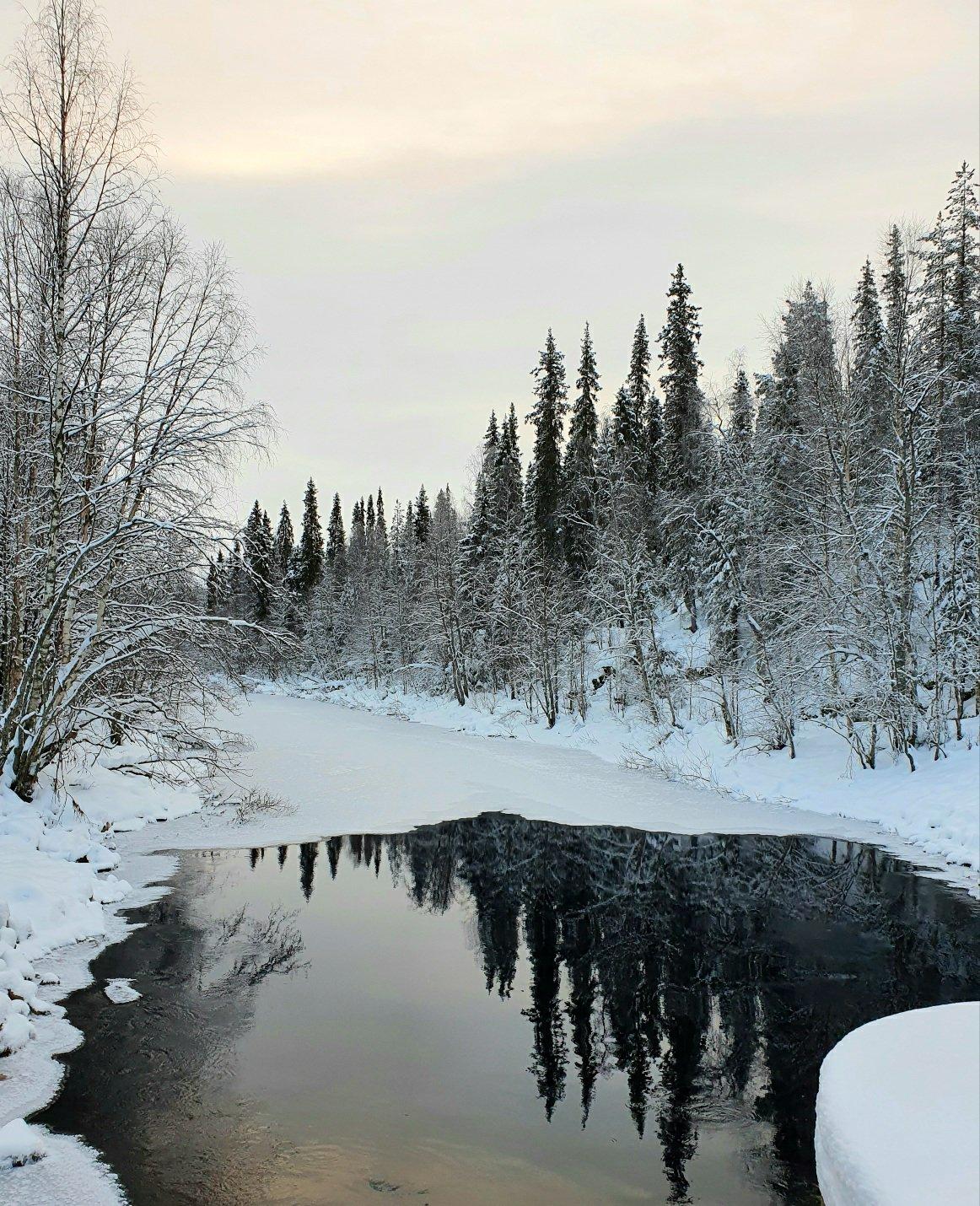 Auttiköngäs Rovaniemi